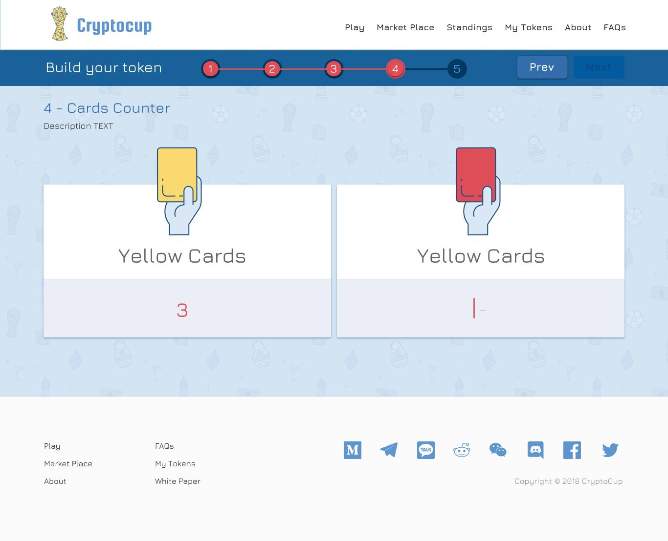 Cryptocup   Dapp com Where The Blockchain Comes Alive
