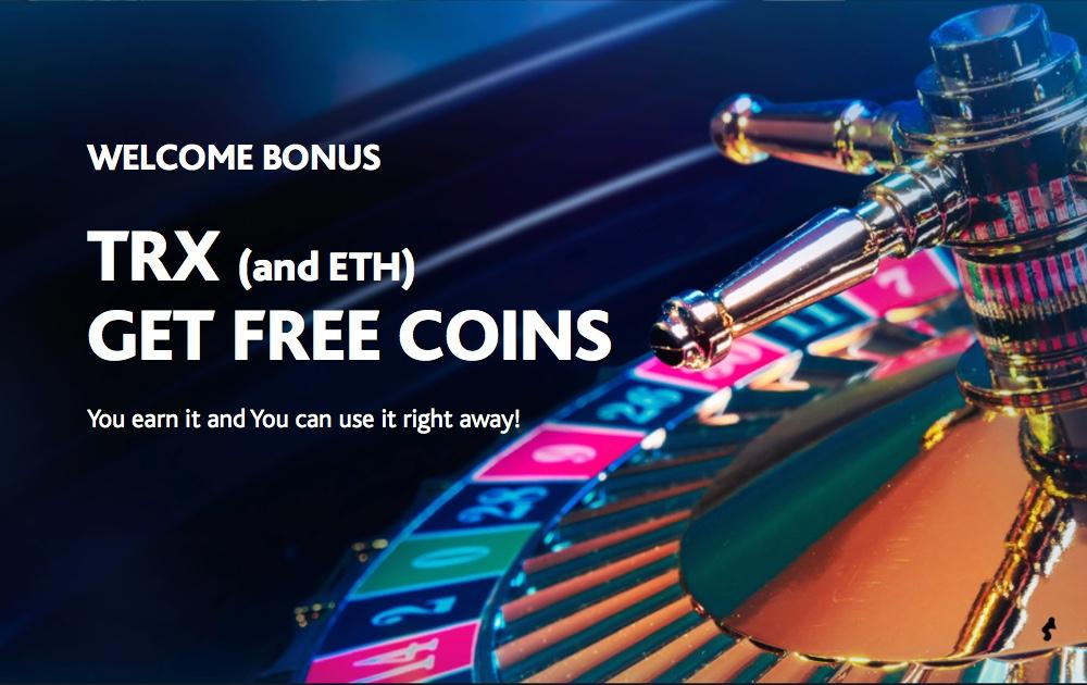 Good Luck Casino   Dapp com Where The Blockchain Comes Alive