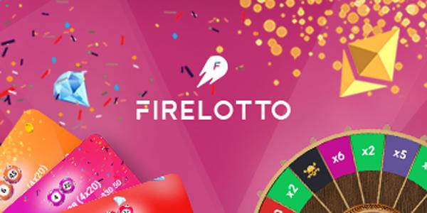 Fire Lotto | Dapp com Where The Blockchain Comes Alive