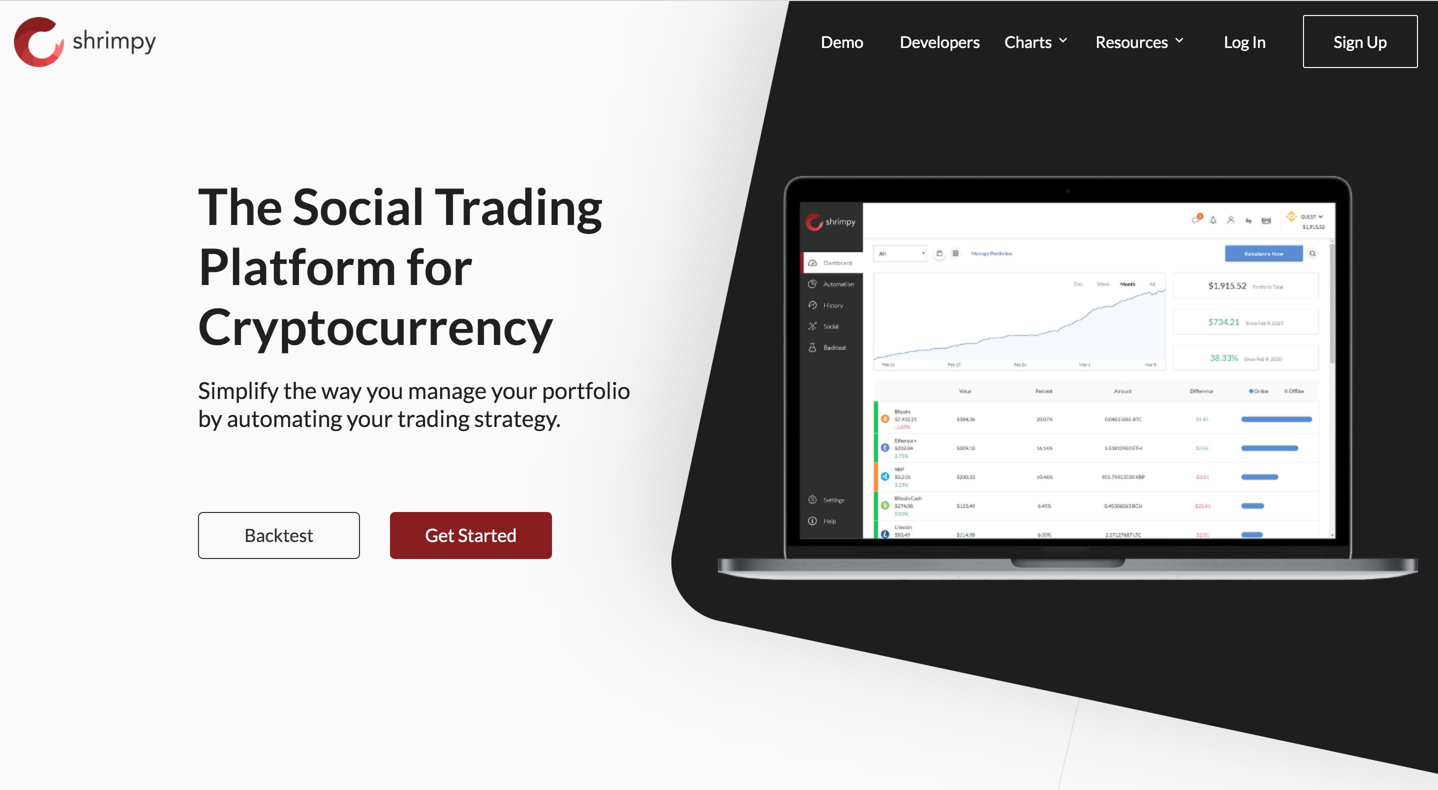 Grid bot trading